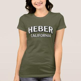Heber California T-Shirt