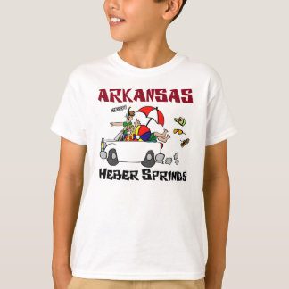 Heber Springs Arkansas T-Shirt