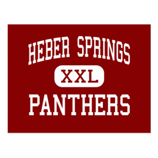 Heber Springs - Panthers - Middle - Heber Springs Postcard