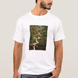 Heber's Ghyll, Ilkley, Yorkshire, England T-Shirt