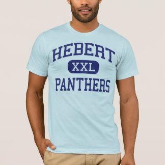 Hebert - Panthers - High School - Beaumont Texas T-Shirt