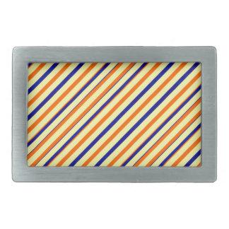 Hebilla anaranjada intrépida del rectángulo de la hebillas cinturon rectangulares