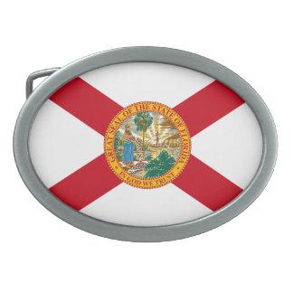 Hebilla de la bandera de la Florida Hebilla De Cinturon