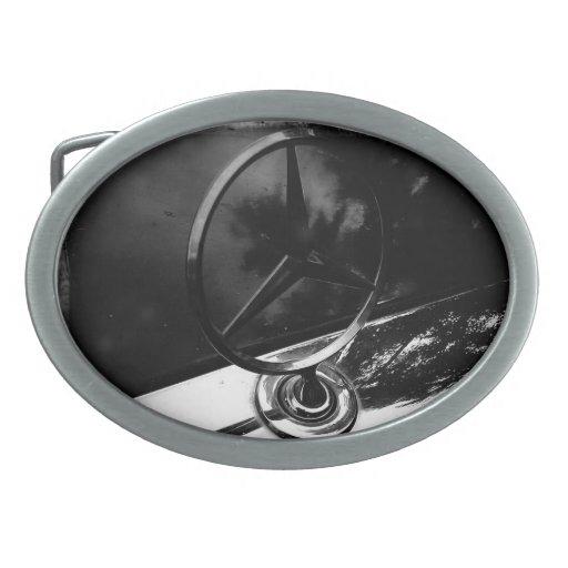 Hebilla del Benz Hebillas Cinturon Ovales