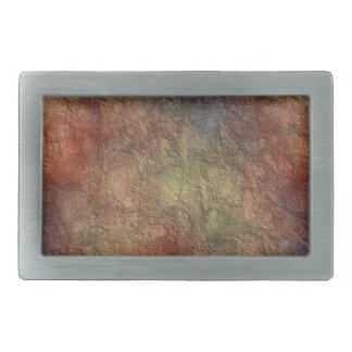 Hebilla del cinturón abstracta del estaño de los c hebillas cinturón rectangulares