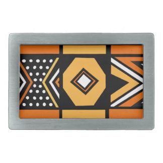 Hebilla del cinturón africana del modelo hebillas de cinturón rectangulares