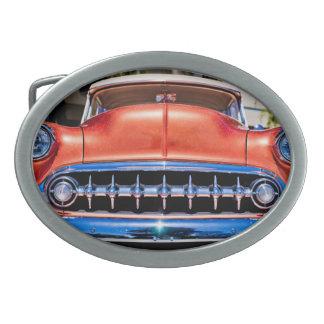Hebilla del cinturón anaranjada de encargo de la e hebillas cinturón ovales