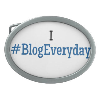 Hebilla del cinturón #BlogEveryday I Hebillas Cinturón Ovales