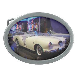 Hebilla del cinturón clásica 1953 del coche de Kai Hebilla Cinturon