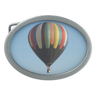 hebilla del cinturón colorida del globo del aire c hebillas de cinturon