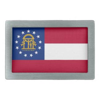 Hebilla del cinturón con la bandera del estado de hebillas cinturon