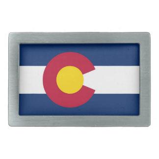 Hebilla del cinturón con la bandera del estado de  hebillas de cinturon