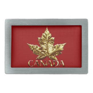 Hebilla del cinturón de Canadá de la medalla de or Hebilla De Cinturon Rectangular
