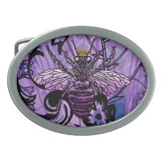 Hebilla del cinturón de la abeja reina de Carleigh Hebilla Cinturon