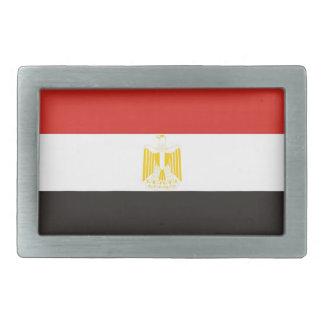 hebilla del cinturón de la bandera de país de hebilla cinturón rectangular