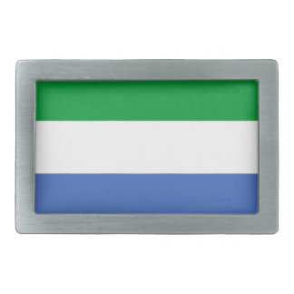 hebilla del cinturón de la bandera de país del leo hebillas cinturón rectangulares