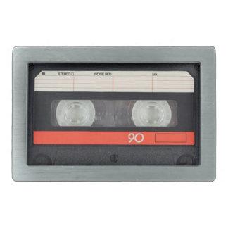 hebilla del cinturón de la cinta de casete audio hebillas cinturon rectangulares