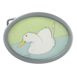 Hebilla del cinturón de la inmersión del pato hebillas de cinturón