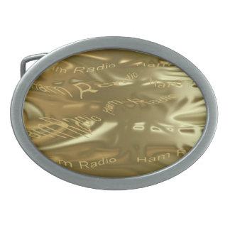 Hebilla del cinturón de la Metálico-mirada del oro Hebillas De Cinturón