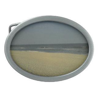 Hebilla del cinturón de la playa hebillas cinturón ovales