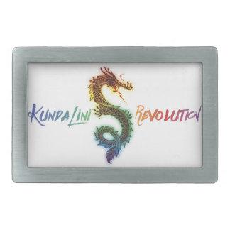 Hebilla del cinturón de la revolución de Kundalini Hebillas Cinturon Rectangulares