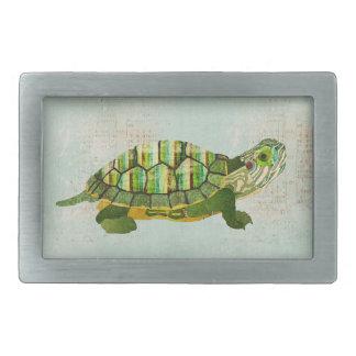 Hebilla del cinturón de la tortuga del jade hebillas de cinturon