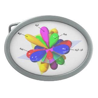 Hebilla del cinturón de los orbitarios hebilla de cinturon oval