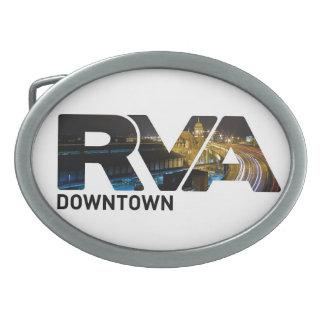 Hebilla del cinturón de RVA Hebillas Cinturon Ovales