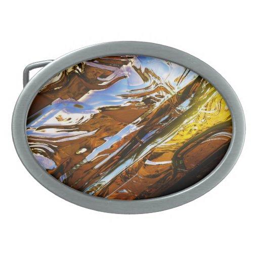 Hebilla del cinturón del arte 2-3 del metal de la  hebillas de cinturon