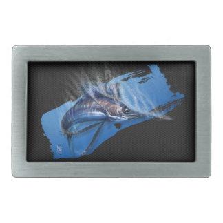 Hebilla del cinturón del ataque del pez volador hebillas cinturón rectangulares