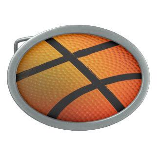 Hebilla del cinturón del baloncesto hebilla cinturón