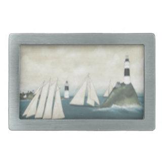 Hebilla del cinturón del barco de vela hebilla de cinturon rectangular