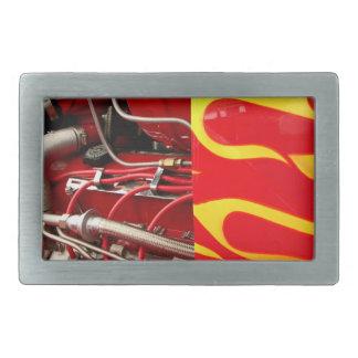 Hebilla del cinturón del coche de carreras hebillas de cinturon rectangulares