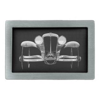 Hebilla del cinturón del coche del vintage hebillas de cinturon rectangulares