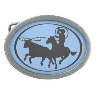Hebilla del cinturón del cordelero del vaquero hebilla cinturon