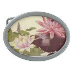 Hebilla del cinturón del diseño floral hebillas de cinturón