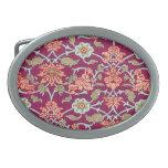 Hebilla del cinturón del diseño floral hebilla de cinturon