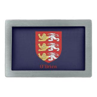 Hebilla del cinturón del escudo de la familia de O Hebilla Cinturon Rectangular