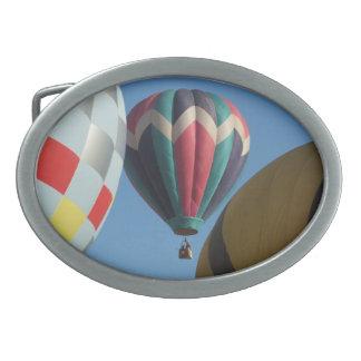 Hebilla del cinturón del globo del aire caliente hebillas de cinturon ovales
