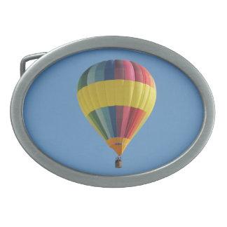 Hebilla del cinturón del globo del aire caliente hebillas cinturón ovales