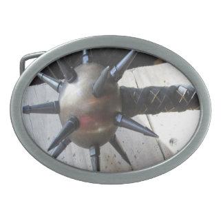 Hebilla del cinturón del macis del Mediados de-Mal Hebillas Cinturon Ovales