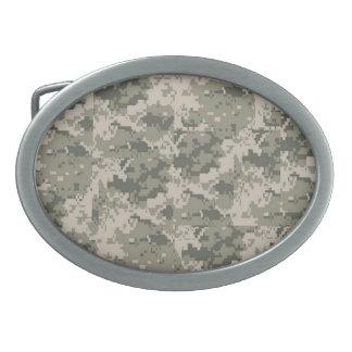 Hebilla del cinturón del modelo de Digitaces del Hebillas Cinturon Ovales