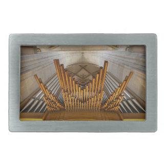 Hebilla del cinturón del órgano - catedral de Ulm Hebillas Cinturon Rectangulares