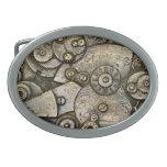 Hebilla del cinturón del reloj de bolsillo del hebilla cinturon oval