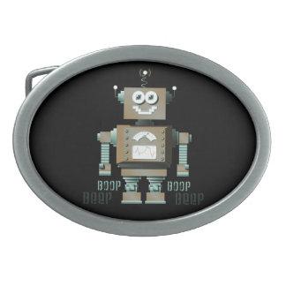 Hebilla del cinturón del robot del juguete de la s hebillas de cinturón
