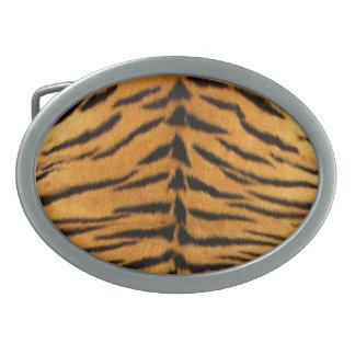 hebilla del cinturón del tigre hebillas cinturón ovales