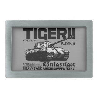 Hebilla del cinturón del tigre II Hebilla De Cinturon Rectangular