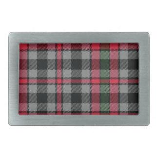 Hebilla del cinturón escocesa del tartán de hebillas cinturón rectangulares
