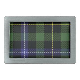 Hebilla del cinturón escocesa del tartán de hebillas cinturon rectangulares