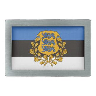 ¡Hebilla del cinturón fresca de la bandera de Hebillas Cinturon Rectangulares